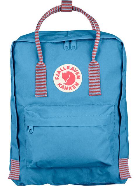 Fjällräven Kånken Backpack air blue-striped
